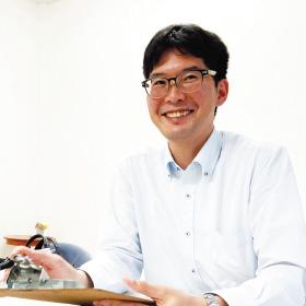 社会福祉法人清樹会 ブライトハウス住吉勤務 横山岳史さん