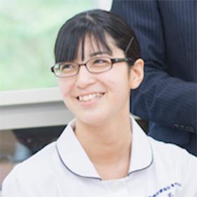 医療法人友愛会 野尻中央病院 武紗弥香さん