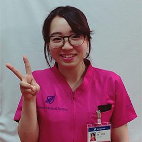 一般社団法人藤元メディカルシステム 藤元総合病院 森衿佳さん