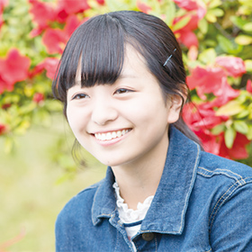 作業療法学科15期生 岩城有紀さん